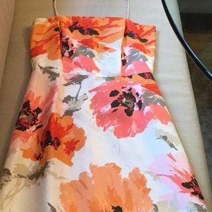 Ann TAylor Size 2 silk dress